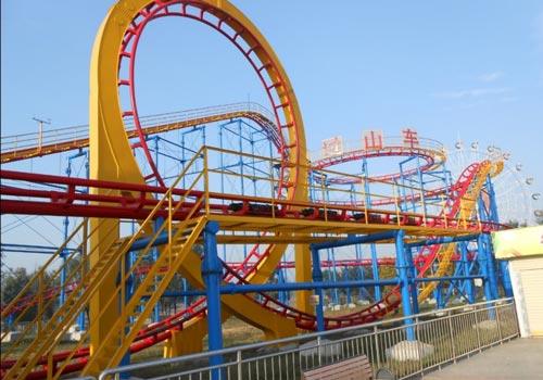 Beston Roller Coaster In Iraq