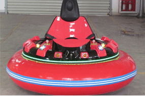 Quality Inflatable bumper car rides for sale in top supplier