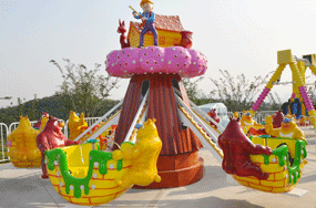 Self Control Flying Sheep and Bear Rides for Sale in Turkey