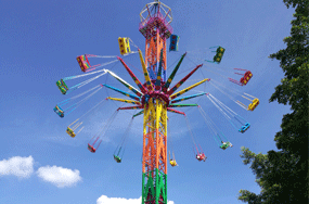 Sky Tower Ride manufacturer and supplier