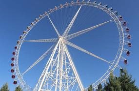 amusement park ferris wheel for sale in Turkey