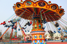 best selling chair swing rides for sale at competitive price in Turkey