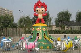 Beston Kiddie Flying Elephant Rides for Sale in Turkey