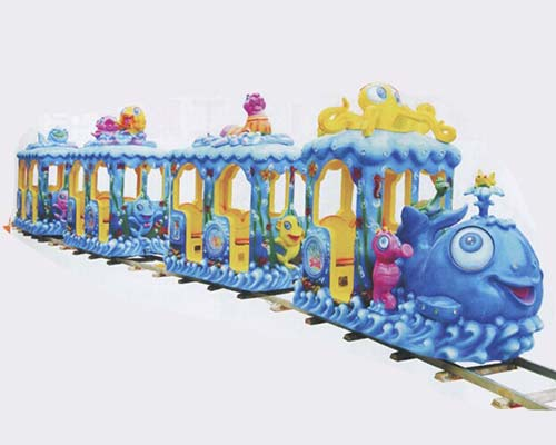good quality ocean theme track train for sale