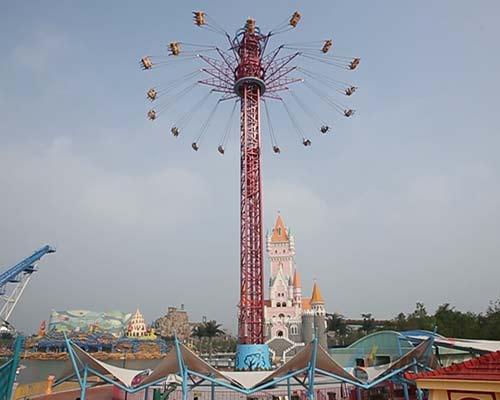 cheap sky flyer amusement ride for sale