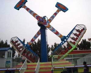 New Double Arm Ranger Ride for Sale