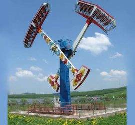 Good Quality Kamikaze Carnival Ride for Sale