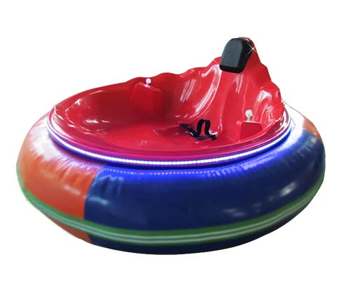 two persons inflatable bumper car for sale