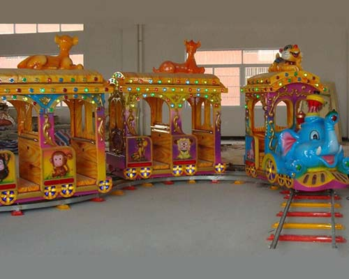 kiddie train with track for sale