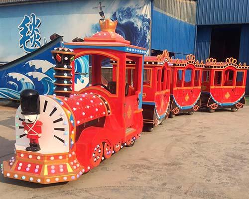 good quality theme park trains for sale