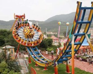 Best Amusement Disco Ride for Sale