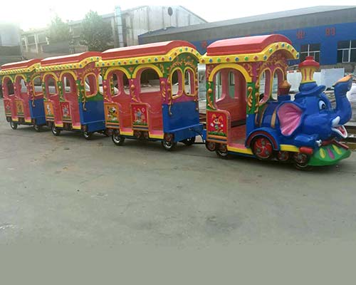 best sale elephant trackless train for sale