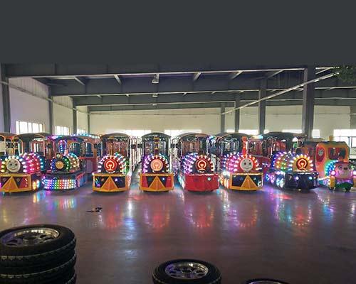 good quality amusement park trains for sale