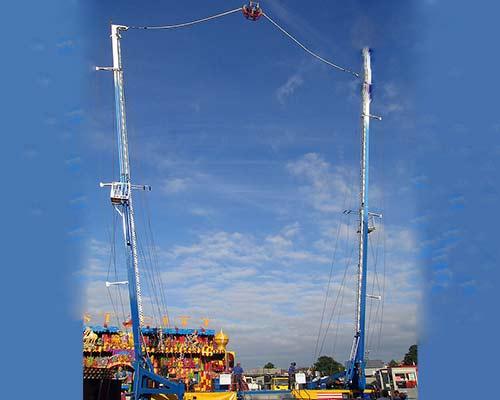 popular bungee slingshot ride