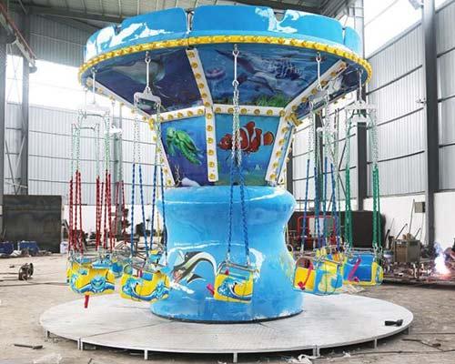 cheap ocean themed swing ride for sale