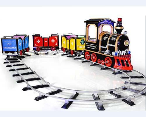 new model backyard train for sale