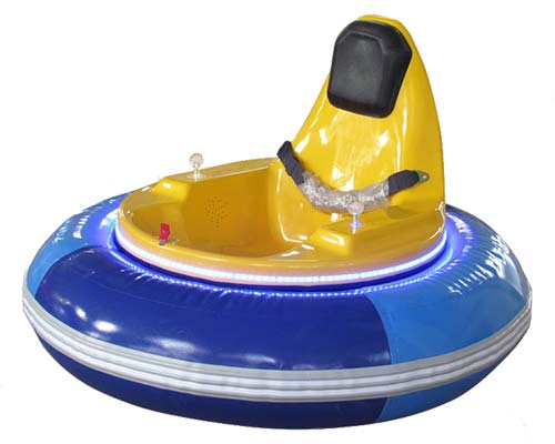 cheap inflatable bumper car for kids