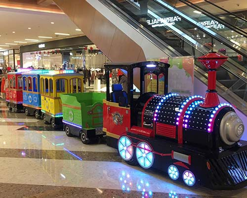best sale mall train rides