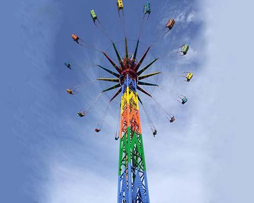 BESTON hot sale sky swing ride for sale