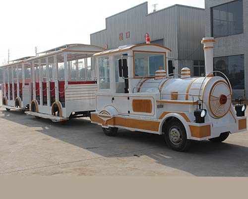 cheap amusement park tourist train for sale