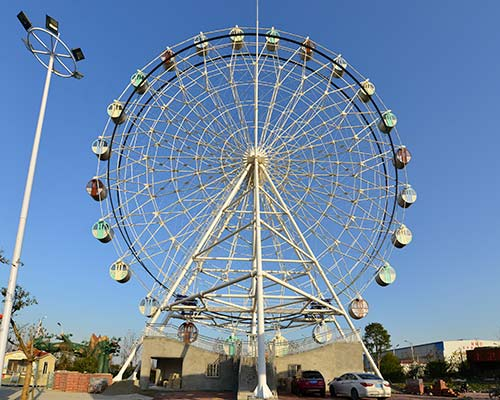 amusement park giant big wheel for adults