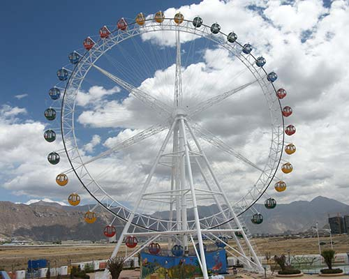 hot sale 65m ferris wheel for sale