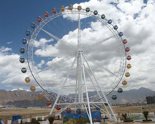 hot sale 65m ferris wheel for sale