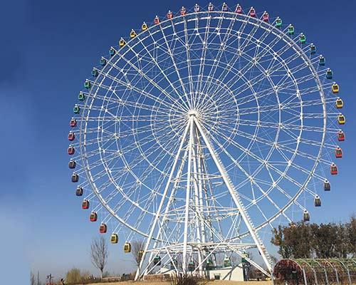88m skyview ferris wheel for sale