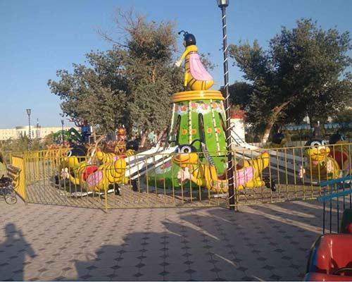 bumble bee amusement ride for amusement park