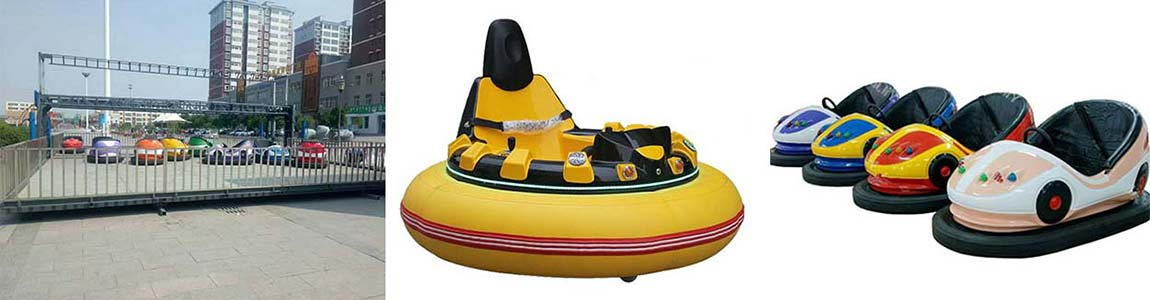 theme park bumper cars for sale