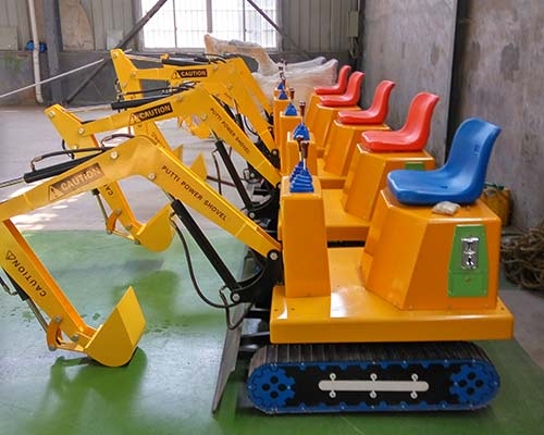 good quality mini excavators for kids