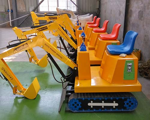 good quality kids excavator for sale