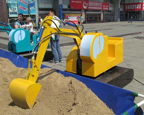 hot sale remote control excavator