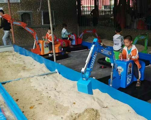 good playing childs digger for sale