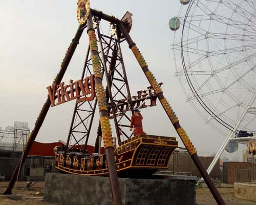 pirate ship ride at the fair for sale