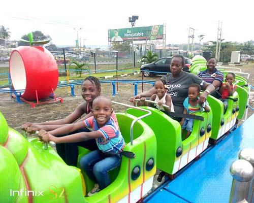amusement park worm roller coaster for sale