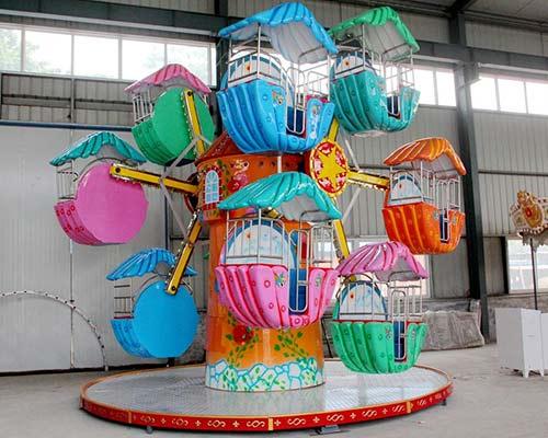 popular mini ferris wheel ride for sale