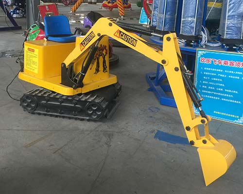 good quality kids ride on excavator for sale