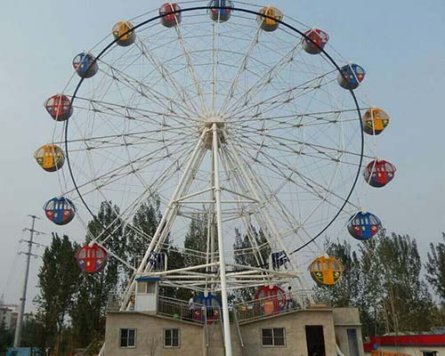 new big wheel in 30 meters height
