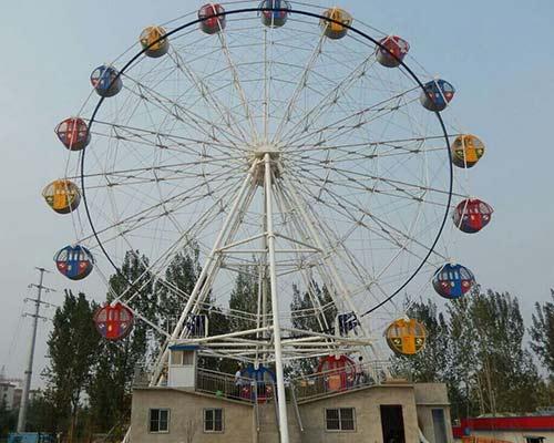 new big wheel in 30 meters height