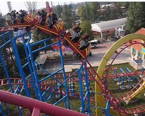 popular family roller coaster for sale