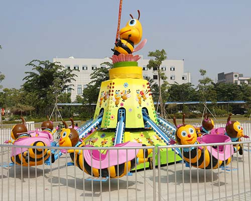theme park bumble bee fair ride for sale