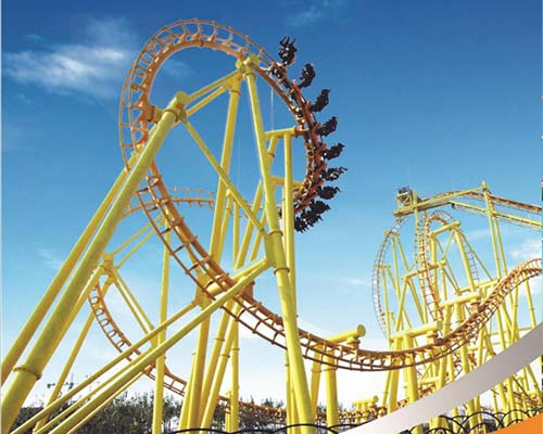amusement park great adventure roller coasters for sale