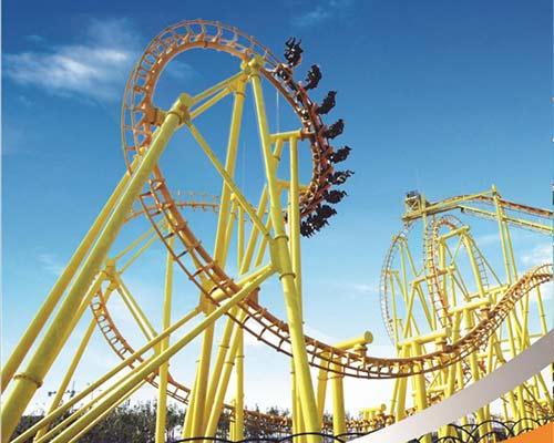 amusement park great adventure roller coasters for sale