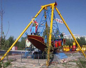 best sale pirate ship ride for amusement park