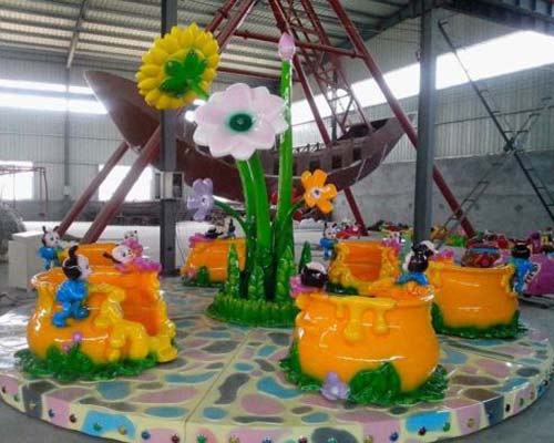 6 cups bees paradise rotary ride for sale