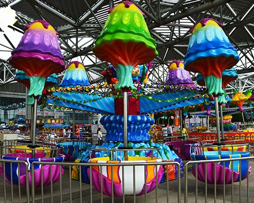Fairground jellyfish rides for sale