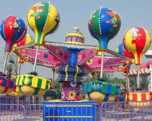 theme park samba balloon ride for sale