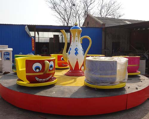 new model teacup theme park rides for sale