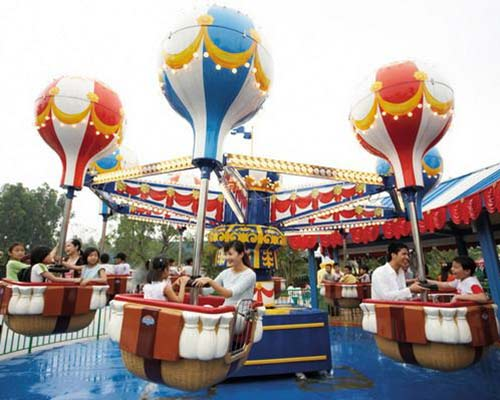 playground samba balloon rides for sale
